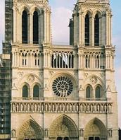קתדרלת נוטרדאם דה פארי
