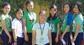Candidates of Team Kalinisan
