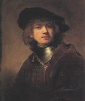 Leonardo as a young apprentice
