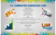 Web Design Company Ad