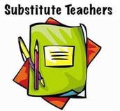 Southside needs Substitute Teachers!