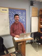 Staff Profile: Dan Toulouse - Lead Teacher - English Department