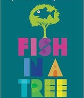 Mrs. Hall Recommends Fish in a Tree by Lynda Mullaly Hunt