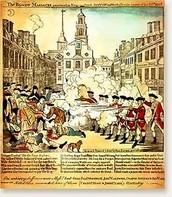 4. The Boston Massacre