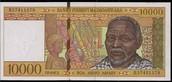10,000 Malagasy Ariary