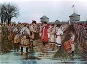 During The Battle Of Vincennes