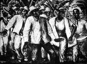 Debuxos de negros, 1939