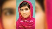 Malala's book.