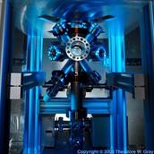 Cesium Clock