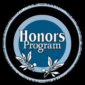 2016 Honors Programs