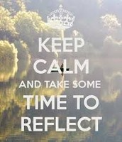 This Weeks Refection