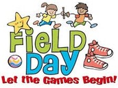 FIELD DAY FOR GRADES 3-8