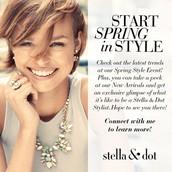 Stella & Dot Spring Rally