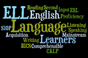 All Things English Learners!