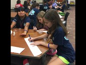 Glams: Girls Learning and Applying Math