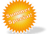 Hot Summer Specials