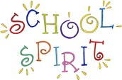 May 7. 15. 22. 29 - Spirit Days