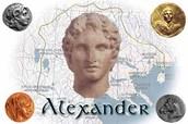 אלכסנדר מתכנן את הפלישה