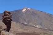 Volcano of Tiede