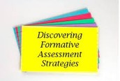 Formative Assessment Ideas to help with Differentiated Instruction