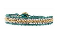 Foundation Bracelet - Aqua