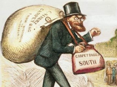 Why Texans hated reconstruction and carpetbaggers