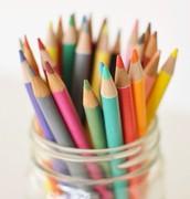 Audrey's Pencils