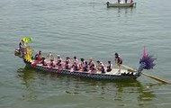 A Full Dragon Boat