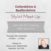 Oxfordshire/Bedfordshire Meet-Up