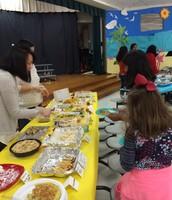 3rd Grade Multicultural Feast!!