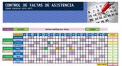 FALTAS DE ASISTENCIA