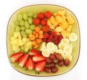 Health Snacks/Merienda Saludable