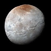 The Picture Of  Pluto