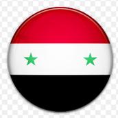 Syrian Flag Icon