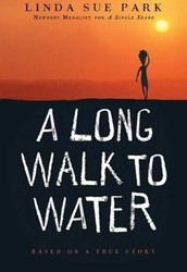 The book A Long Walk To Water received the 2011 Jane Addams Children's Book Award (NY)(lspark.com)