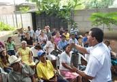 BENEFICIADAS MÁS DE 1170 FAMILIAS PRODUCTORAS DE OCCIDENTE CON ÁRBOLES FRUTALES.