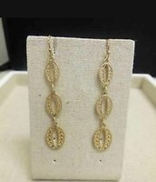 SOLD / Kimberly Earrings in Gold - $12