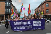 Marriage is a human right!