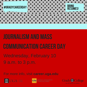 TODAY: Journalism and Mass Communication Career Day