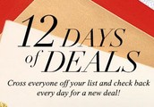 2 More Days Left Of Avon's 12 Day's of Deals
