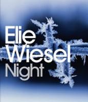 Elie Wiesel first book after the war