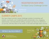 Base Camp Summer Programs