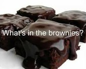 What is in the Brownies????????????????