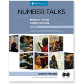 NUMBER TALKS BOOK BY SHERRY PARRISH