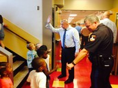 SW kids get a little extra boost from the Jeff City PD