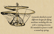 Flying Inventions