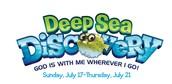 Deep Sea Discovery: July 17-21