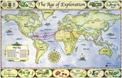 What was the impact of the Age of Exploration on the world?
