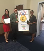 """Walnut Hill ES Recognized as Gold-Level """"School of Character"""""""