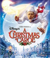 The Movie of the Christmas Carol: by- Dinsey